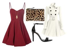 """""""#357"""" by kpopkdrama1 ❤ liked on Polyvore featuring Glamorous, Schutz, Clare V. and Lauren Ralph Lauren"""