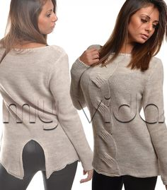 Maglioncino donna motivo treccia girocollo   My Vida #fashion #fashionista #love #shopping #shoppingonline #me  #followme #style #tagforlike #girl #moda #unique #ootd #stylish #top #sexy black #nero #clothing #fashionblog #fashiondiaries