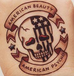I has dis kerrang tattoo
