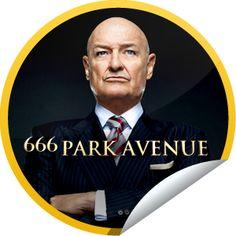 666 Park Avenue at Comic-Con 2012