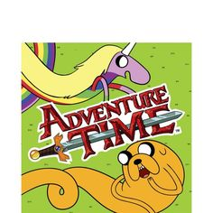 Adventure Time Lunch Napkins 16ct