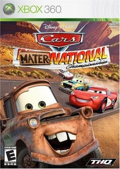 Cars MaterNational  Xbox 360 by THQ >>> Want to know more, click on the image. Note:It is Affiliate Link to Amazon.