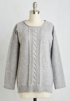 Panino for Your Thoughts Sweater, @ModCloth