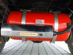 Ein Gastank am Wohnmobil ist für uns die beste Lösung. ✓Was sind die Vorteile ✓Welche LPG-Adapter brauchst du für dein Reiseland.
