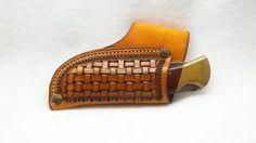 Leather knife Sheath JS110-0095RT by JSLeatherworks on Etsy