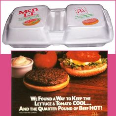 McDonald's McDLT Keeps It 'Hot' and 'Cool' « Kid of the 80s.com: Reliving My Childhood… One Post at a Time
