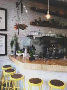 "Must try this one ""healthy breakfast or lunch at the butcher's daughter: a brand new place in nolita that serves incredible quinoa granola and the best. juices. ever. #breakfast #lunch #nolita"""