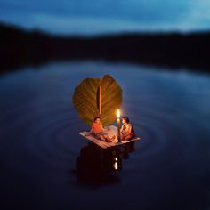 Miniature World Photo Manipulations by 14 Year Old Photographer Fiddle Oak