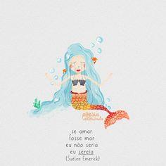 Se amar fosse mar