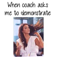 cheer quotes Never seen anything more true. Volleyball Memes, Gymnastics Quotes, Lacrosse Memes, Funny Basketball Memes, Soccer Stats, Gymnastics Stuff, Gymnastics Coaching, Beach Volleyball, Messi Neymar Suarez