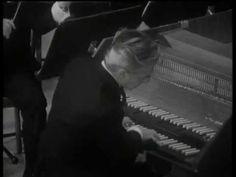 Herbert von Karajan conducts J. S. Bach - Brandenburg Concerto No.3, 1st mov.