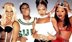 Queens of Hip Hop: Lil Kim, Missy Elliot, Lauryn Hill, Foxy Brown Hip Hop And R&b, Love N Hip Hop, 90s Hip Hop, Hip Hop Rap, Missy Elliot, Hip Hop Artists, Music Artists, Before Us, Music Lovers