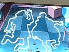 In gravity falls the one on the right looks like the body form of Lil'Gideon