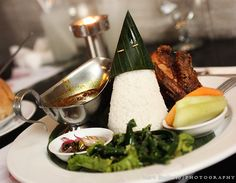 Betutu chicken is a specialty in Bali, Indonesia.