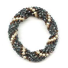 bracelet spirale montana royal de FRANCOIS PARENT
