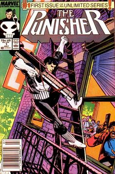 Here are my picks for the top five most iconic covers featuring Punisher (with iconic being determined by what covers are most established and most recognized when it comes to Punisher, with a preference towards covers that are homaged a lot). This is not a BEST cover list and due to the very nature of …