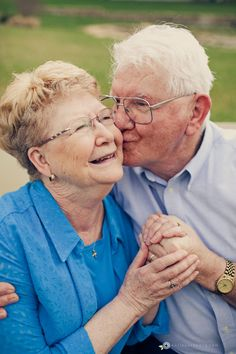 I got to photograph my grandparents.