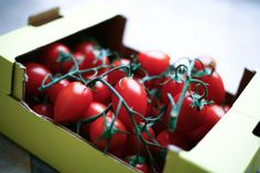 Lovely tomatoes from Basilicata