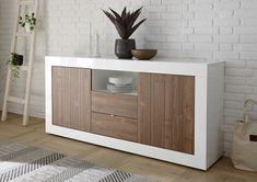 Dining Room Furniture Design, Buffet Design, Muebles Living, Credenza, Mobile Bar, Kitchen Design, Sweet Home, New Homes, Cabinet