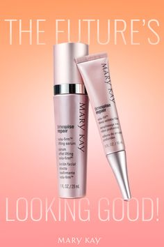 If you believe in yesterday, here's the set for you: TimeWise Repair® Volu-Firm® Lifting Serum and Deep Wrinkle Filler. | Mary Kay