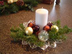 Elegant Christmas Candles | Elegant Christmas Decorating Made Easy