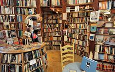 Αποτέλεσμα εικόνας για Atlantis Books, Σαντορίνη