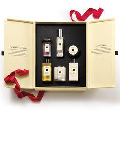 idees cadeaux Noel femme shopping mode Coffret The House of Jo Malone, Jo Malone au Bon Marché Rive Gauche, 154€