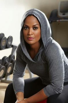 Beautiful Laila Ali in Grey Hoodie My Black Is Beautiful, Simply Beautiful, Beautiful People, Beautiful Women, Beautiful Eyes, Beautiful Pictures, Black Girls Rock, Black Girl Magic, Style Glam