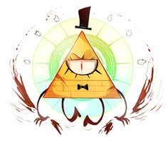Bill Cipher looks awesome! Loving the fan art these days Gravity Falls Bill Cipher, Gravity Falls Au, Dipper And Bill, Pinecest, Desenhos Gravity Falls, Bipper, Fall Cleaning, Reverse Falls, Dipper Pines
