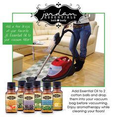 Essential oils by Jordan Essentials