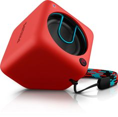 Philips PIX3L wireless portable speaker BT1300R | Flickr - Photo Sharing!