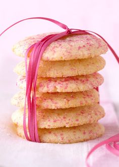 Melt-in-Your-Mouth Sugar Cookies. Matt's favorite cookie is a sugar cookie. Must try these!
