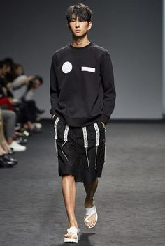 J Koo Spring Summer 2016 Primavera Verano - Seoul Fashion Week - #Menswear #Trends #Tendencias #Moda Hombre - MFT