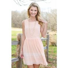 Reveal Your Softer Side Dress - $44.00