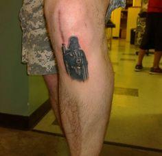 Sabre laser cicatrice