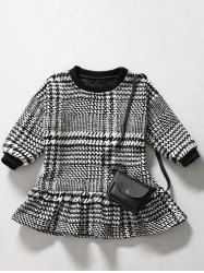 SHARE & Get it FREE   Long Sleeve Kids Mini Houndstooth DressFor Fashion Lovers only:80,000+ Items • New Arrivals Daily • Affordable Casual to Chic for Every Occasion Join Sammydress: Get YOUR $50 NOW!