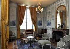 Le Château de Champs sur Marne France French Interior Design, Classic Interior, Georgian Interiors, French Interiors, Beautiful Interiors, Beautiful Homes, Champs Sur Marne, Chateau Hotel, Palace Interior