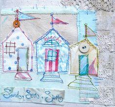 Friday's Fab Find: Priscilla Jones's beautiful mixed media artwork