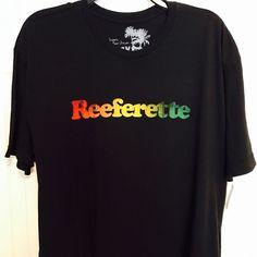 NWT Jimmy Buffett Margaritaville REEFERETTE Black XL T Shirt Ladies Cut Soft New  | eBay