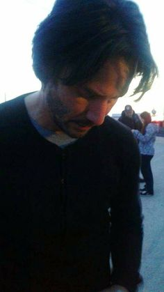 Keanu Reeves ❤️VAVAVOOM MY LOVE