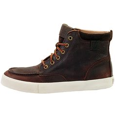 POLO TEDD MAH DARK PULL UP GRAIN LEATHER SUEDE SHOES MENS 803190720MF - 10: medleyproducts.com