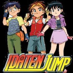 19 Best Idaten Jump Images Animated Cartoon Movies Animated
