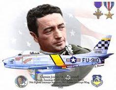 Ace of Aces,16 Aerial Kills, During Korean War !.