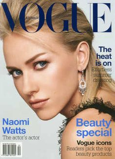 Noni Smith #Vogue #covers #makeup #editorial