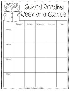 Teach Your Child to Read Guided Reading Planning Sheets- freebie Give Your Child a Head Start, and.Pave the Way for a Bright, Successful Future. Guided Reading Lessons, Guided Reading Groups, Reading Centers, Reading Workshop, Reading Resources, Reading Strategies, Guided Reading Organization, Literacy Centers, Reading Books