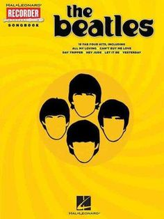 Beatles Favorites for Recorder