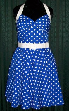 style of dress for 50s party