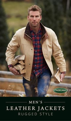 From elegant blazers to tough bomber jackets, from refined lambskin to rugged cowhide, leather jackets convey unique personal style, taste, and an appreciation for quality.