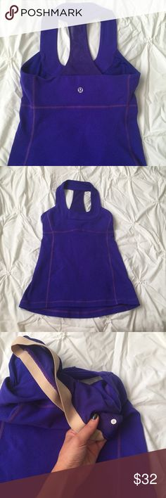 Lululemon Purple Racerback Tank Top Lululemon Purple Racerback Tank Top size 4 ---- 🚭 All items are from a non-smoking home. 👆🏻Item is as described, feel free to ask questions. 📦 I am a fast shipper with excellent ratings. 👗I do bundle discounts and am open to trades. 😍 Like this item? Check out the rest of my closet! 💖 Thanks for looking! lululemon athletica Tops Tank Tops