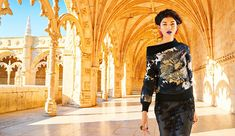 Fashion pictures or video of A Vibrant Soul by Michael David Adams; in the fashion photography channel 'Photo Shoots'.
